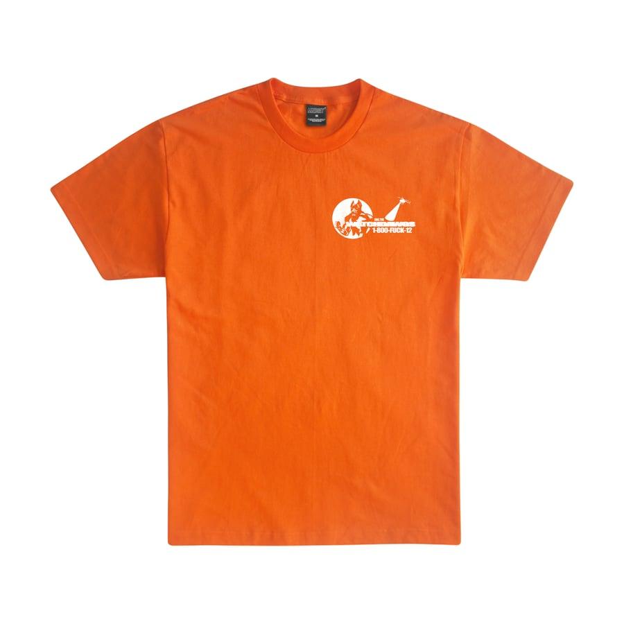 Image of Watchdawgs Tee (Orange)