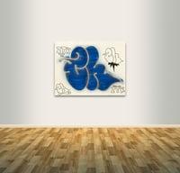 CHICO ZTK - MULTIPLAYER BLUE (CANVAS - PEZZO UNICO) - HONIRO STORE