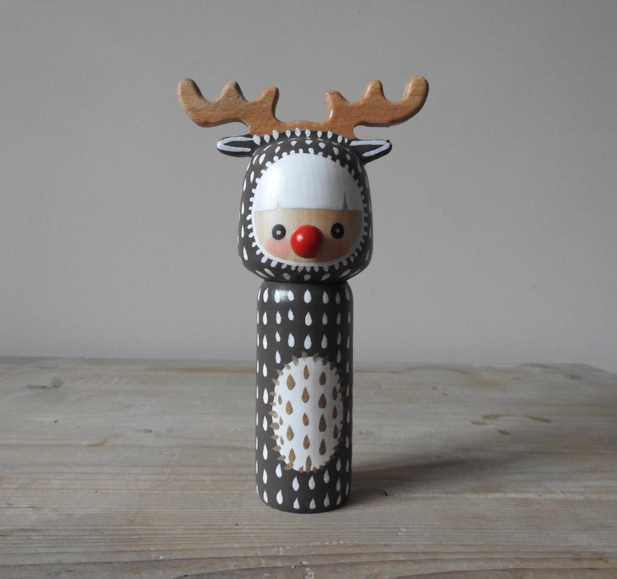 Image of Rudolph Girl