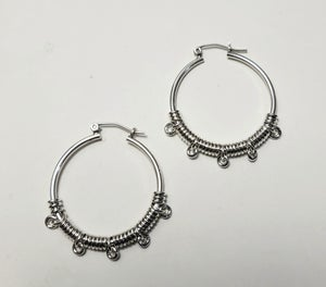 Image of coil hoops