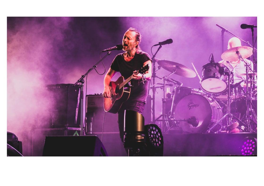 Image of Radiohead in Austin
