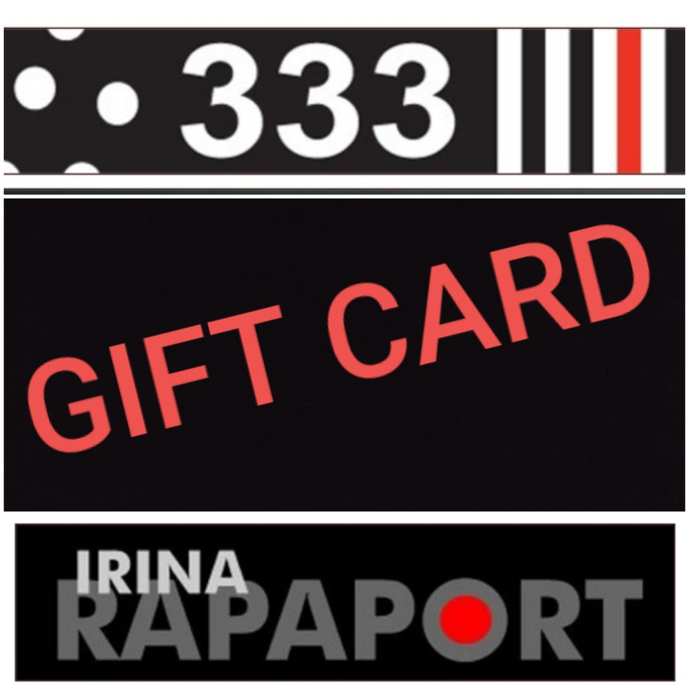 Image of GIFT CARD $50
