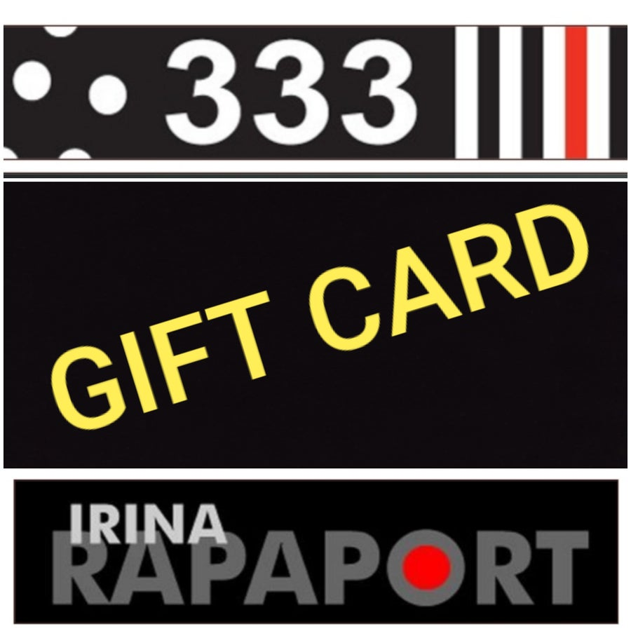 Image of GIFT CARD $100