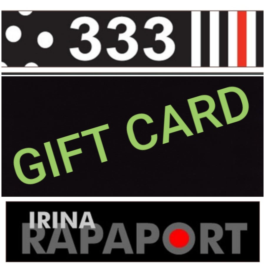 Image of GIFT CARD $150