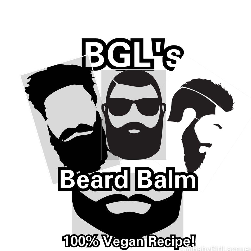 Image of BGL Beard  Balm + Beard Oil