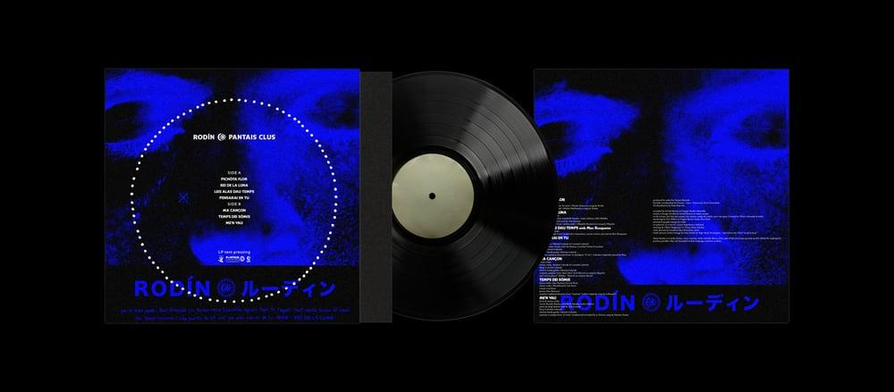 PANTAIS CLUS [LP test pressing] • rodín