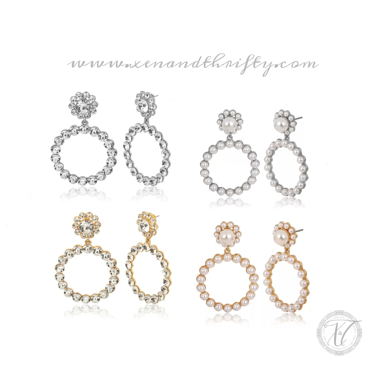 Image of Esmeralda Earring