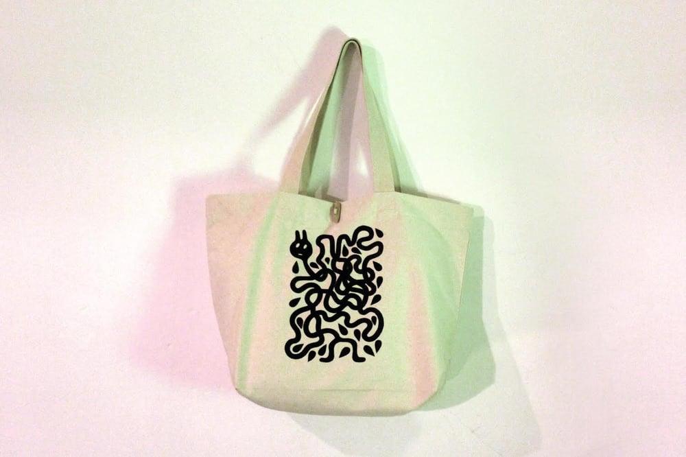 Image of Tote 'Mind the Bag II'