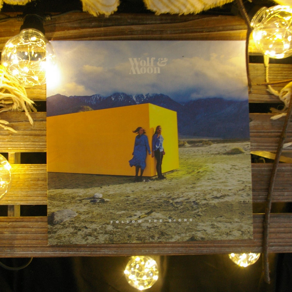 Wolf & Moon - Follow The Signs - LP Vinyl