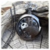 Montre gousset Mr Jack noir