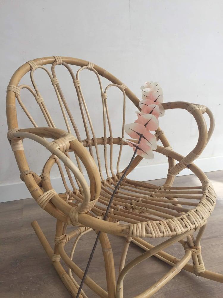 Image of Silla Pera balancín Infantil