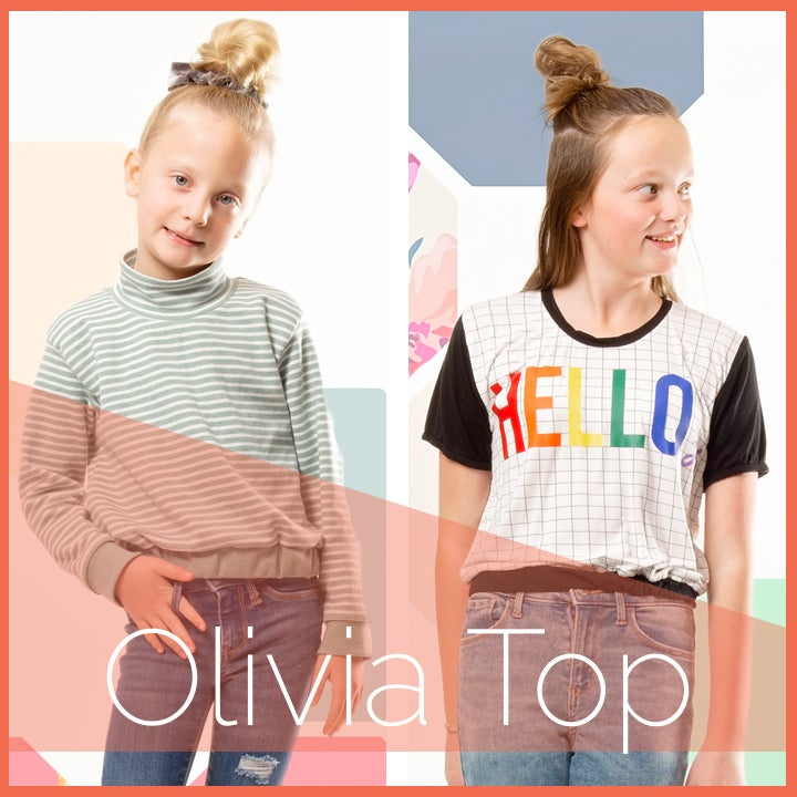 Image of Olivia Top