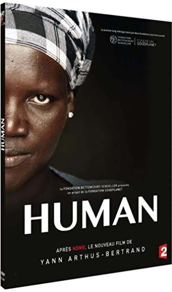 Image of  Human Yann Arthus-Bertrand BLU RAY DISC