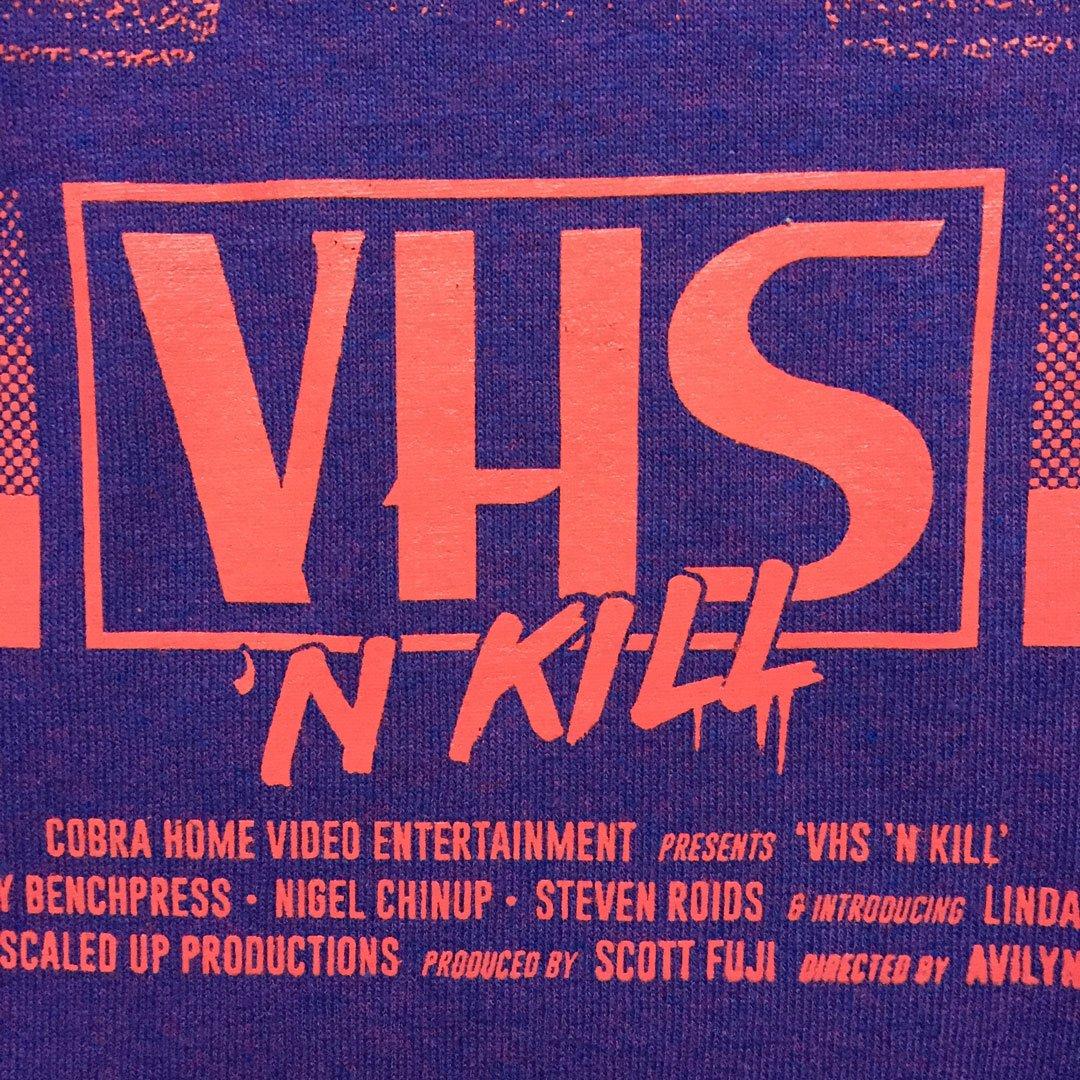 Image of VHS 'N KILL - purple