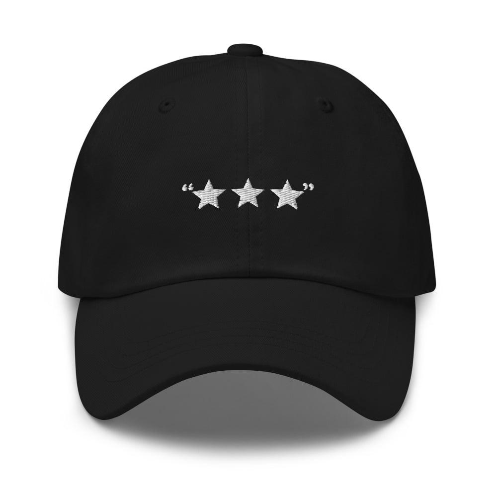 3 Stars is Good Dad hat