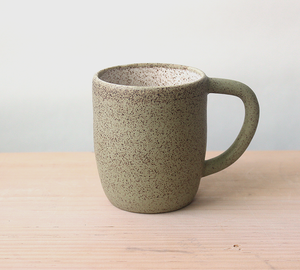 Image of Two Tone Speckled Mug