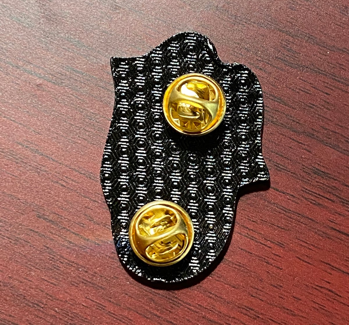 Image of Rolling Stone Metal Pin