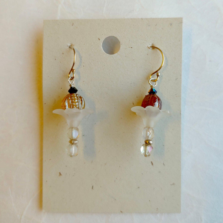 Image of Little Flower earrings