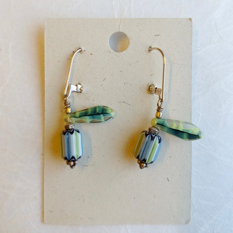 Image of Glass Berries earrings