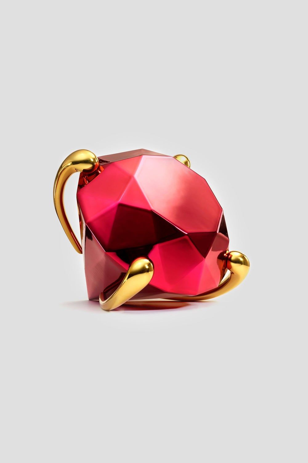 Image of Jeff Koons - Diamond (Red)