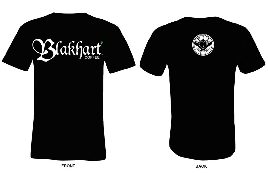 Image of BLAKHART COFFEE OFFICIAL T-SHIRTS