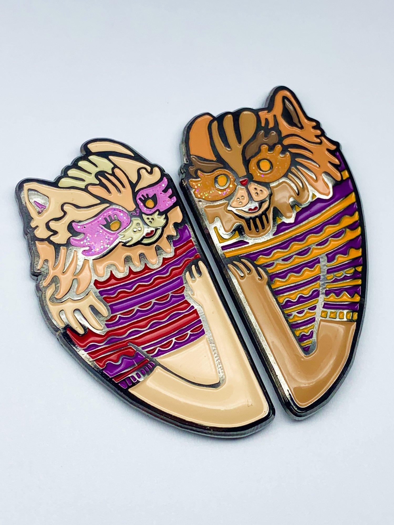 KOOZ - Cutie Cats Pin Set (LE 100)