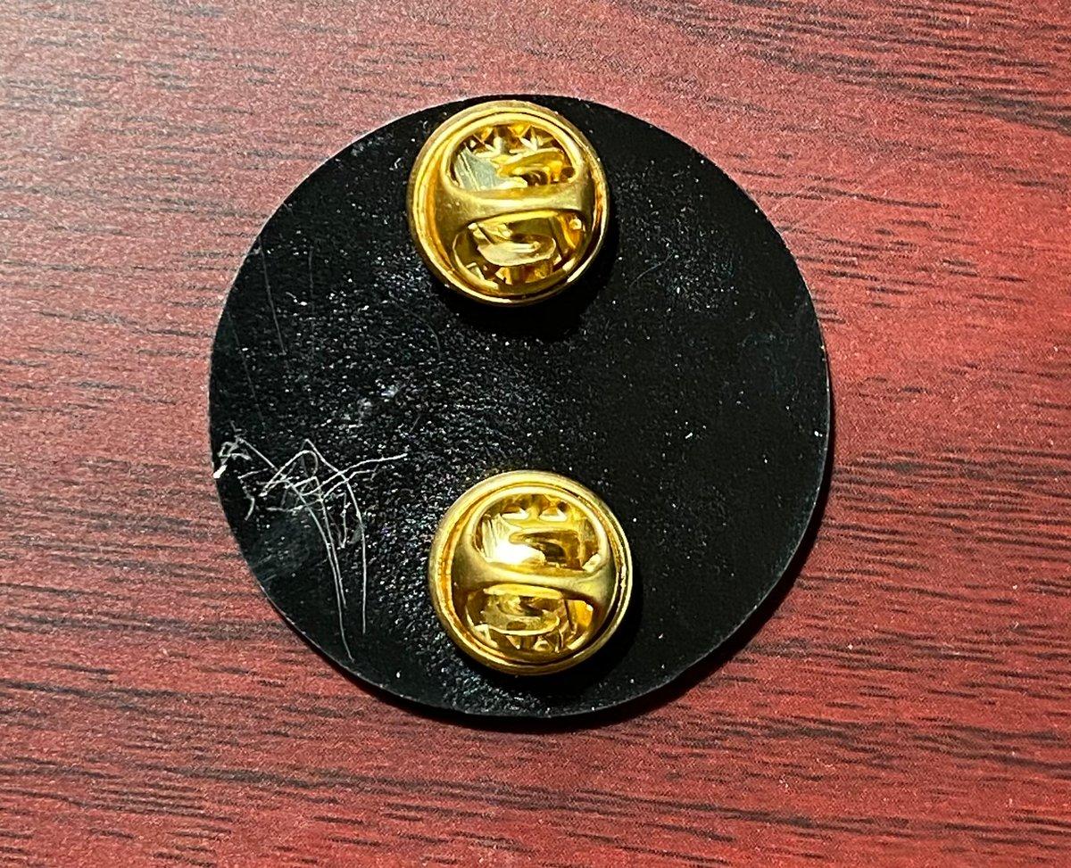 Image of Bad Religion Metal Pin