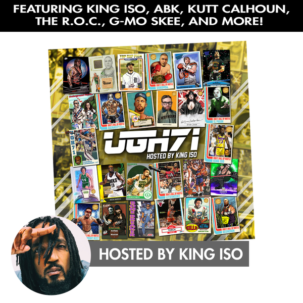 Image of UGH71 hosted by KING ISO