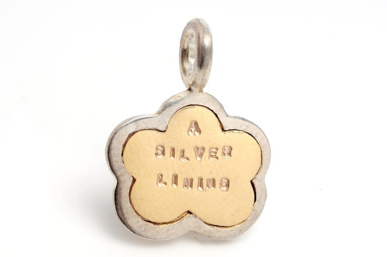 Image of Good Fortune or A Silver Lining Charms