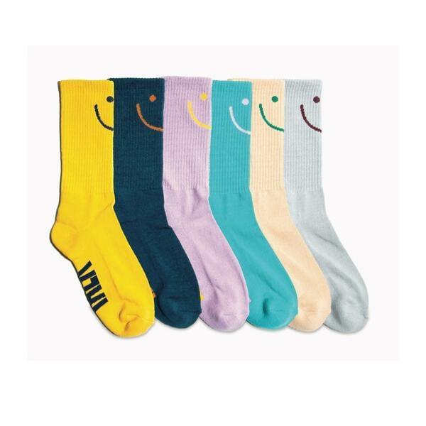 Image of Talk Socks Mis-Matched 3 Pack