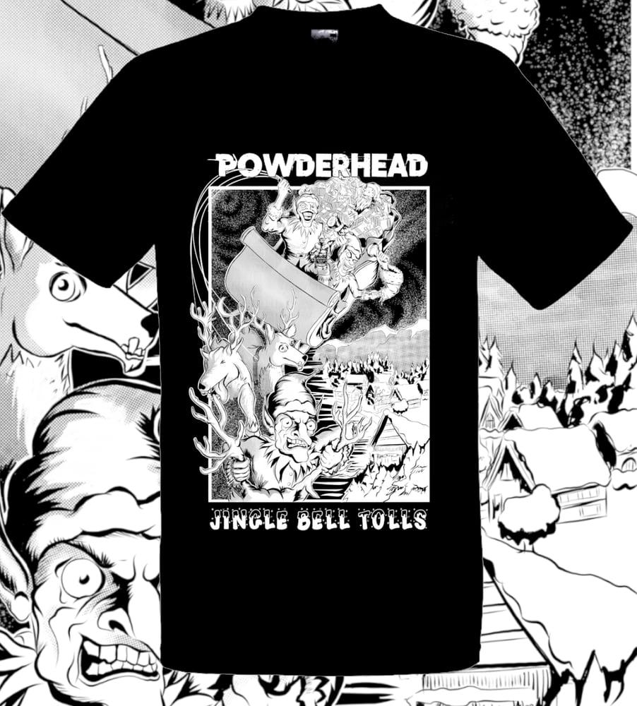 "Image of ""Jingle Bell Tolls"" Christmas T-Shirt"