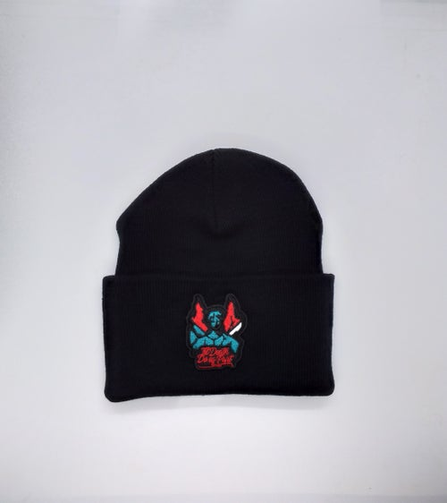 Image of Chenille Patch Skully