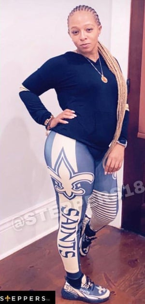 WHO DAT TIGHTS