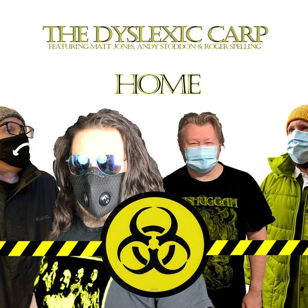 Image of The Dyslexic Carp - Home (CD)