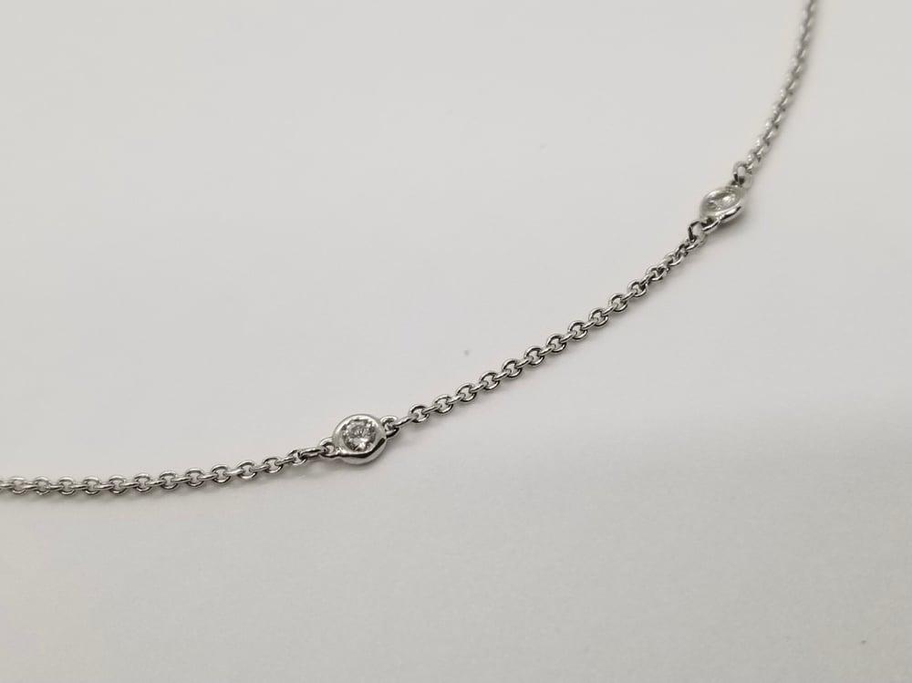 Image of Diamond by the Yard Bracelet