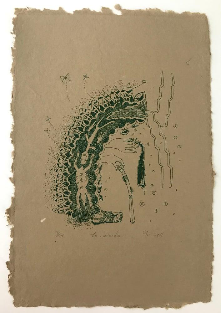 Image of La Jornada (Handmade Paper 2011)