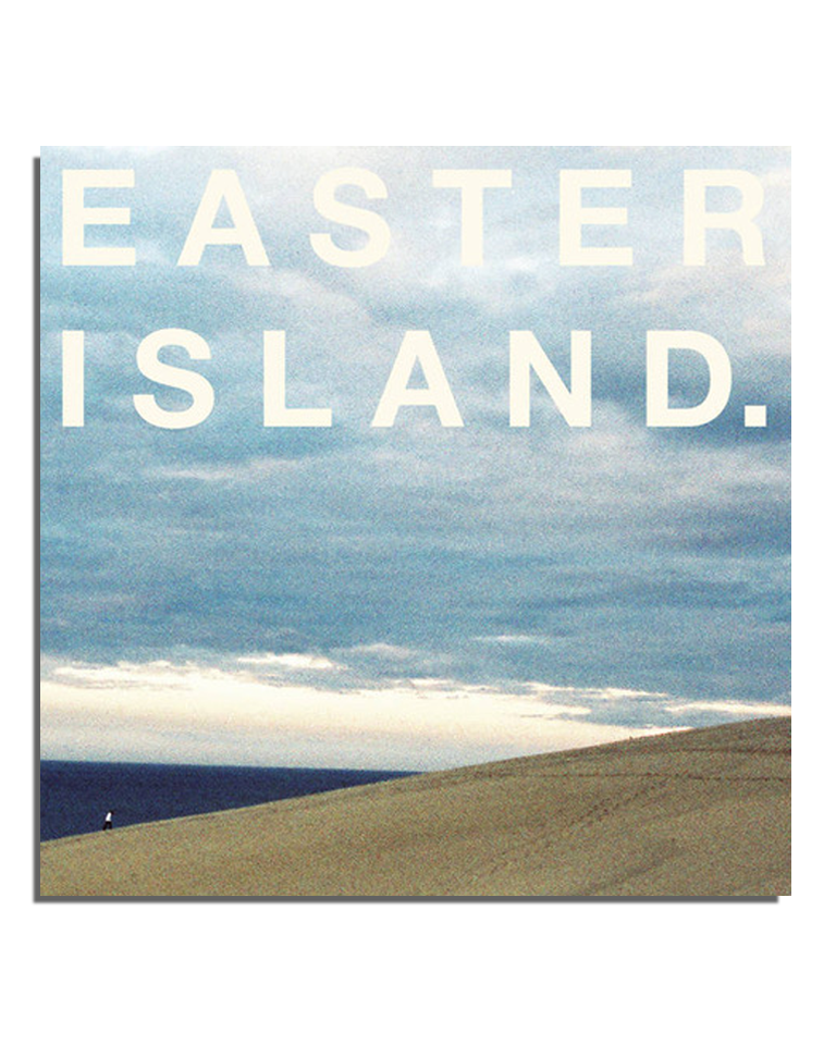 "Image of Easter Island ""Island Nation"" 7"""