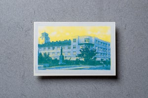 Evanjelický dom - Zberateľské riso-pohľadnice