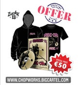 Image of SPECIAL OFFER !!! DVD + HOODIE + T-SHIRT