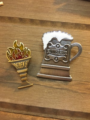 Image of Fire Whiskey Pin