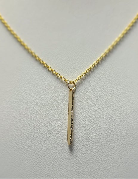 Image of mini spike necklace