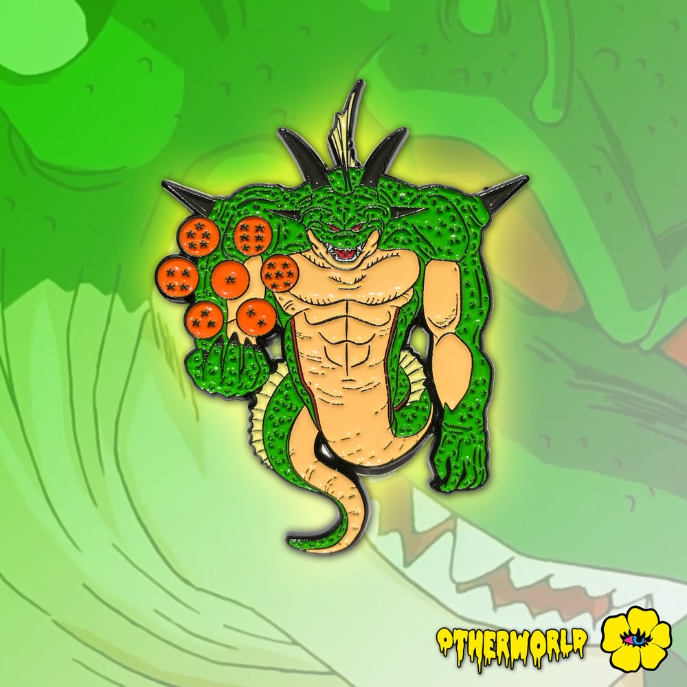 Image of Porunga XL pin