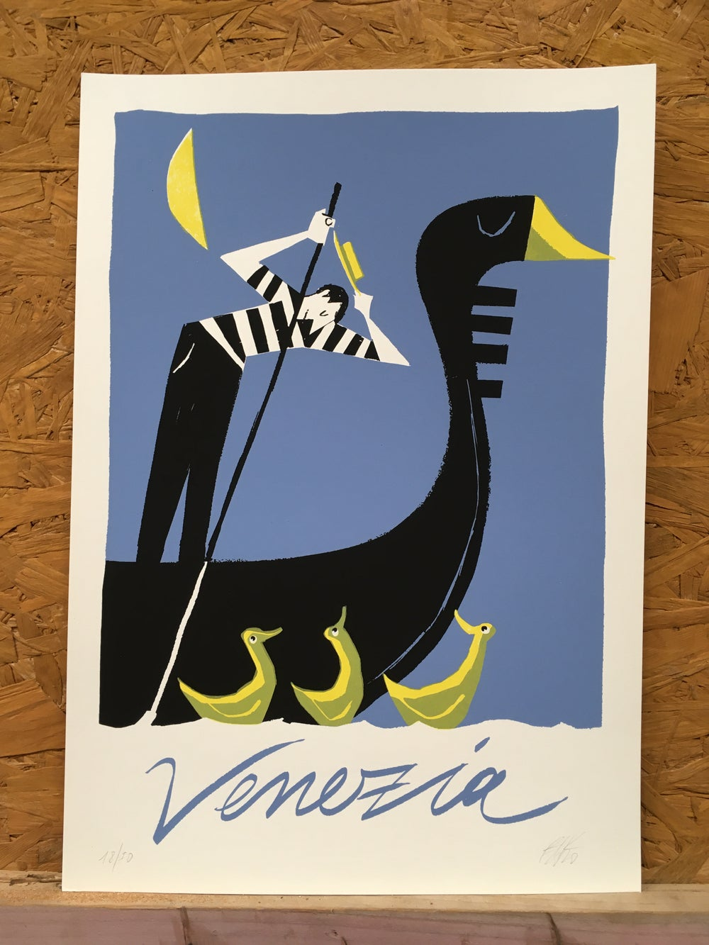Venèxian Imprinting -  Riccardo Guasco