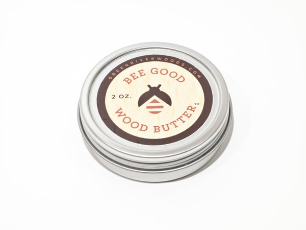 Image of Bee Good Wood Butter