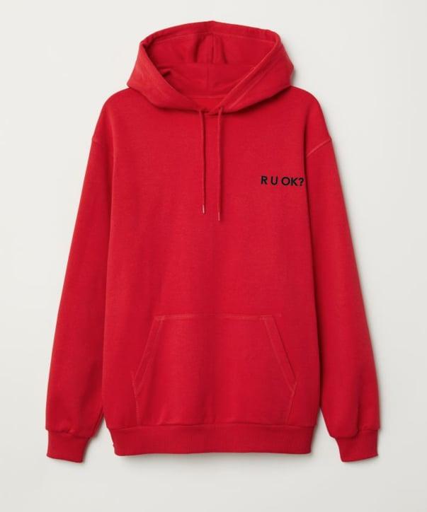 Image of R U OK?      Red