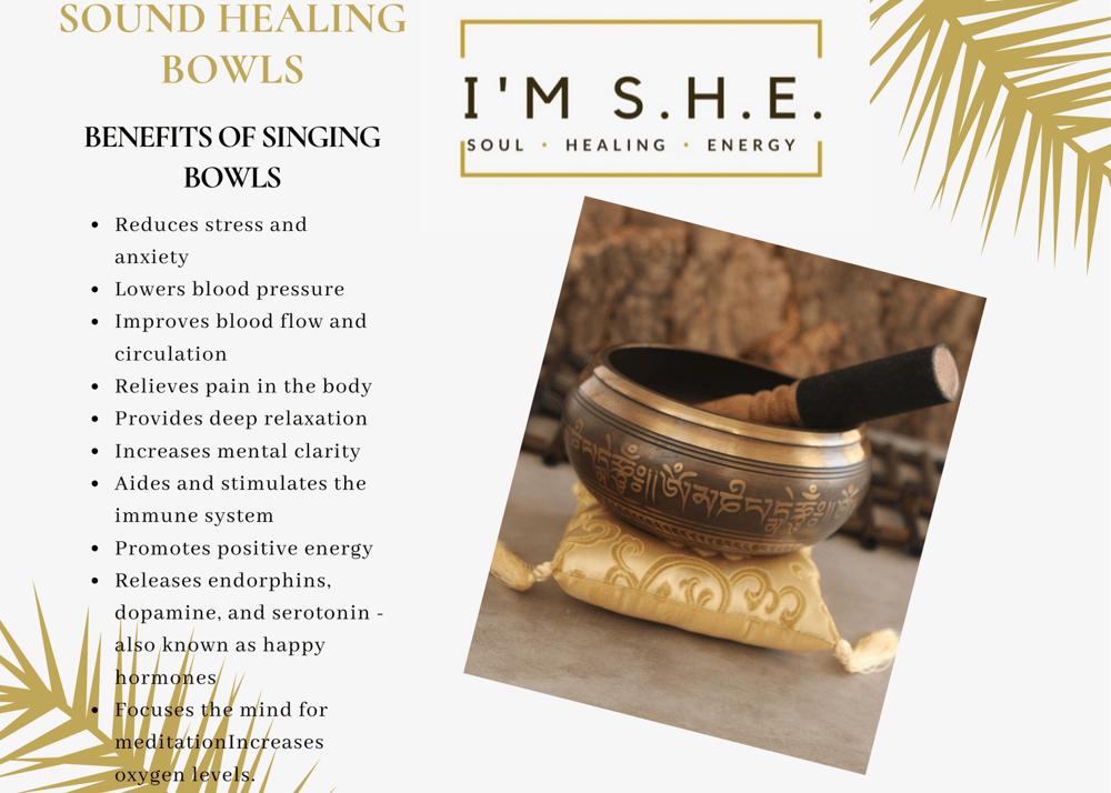 I'm S.H.E.'s Tibetan Singing Bowls