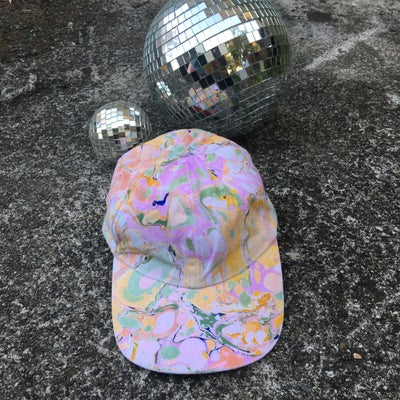 Image of August no. 1: Marbled Dad Hat