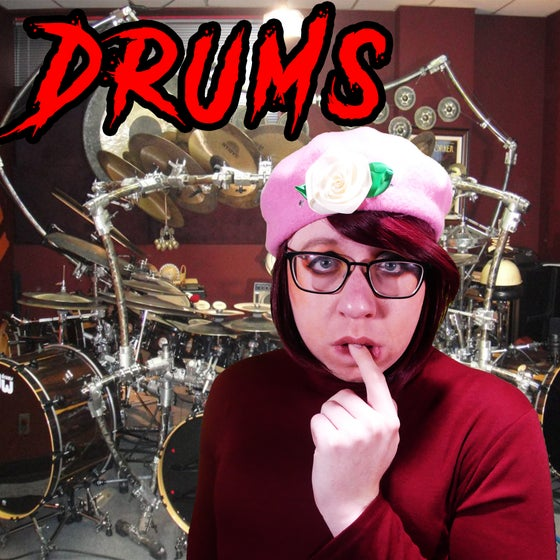 Image of Faye Fadem Drum Lesson
