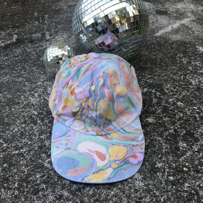 Image of August no. 5: Marbled Dad Hat