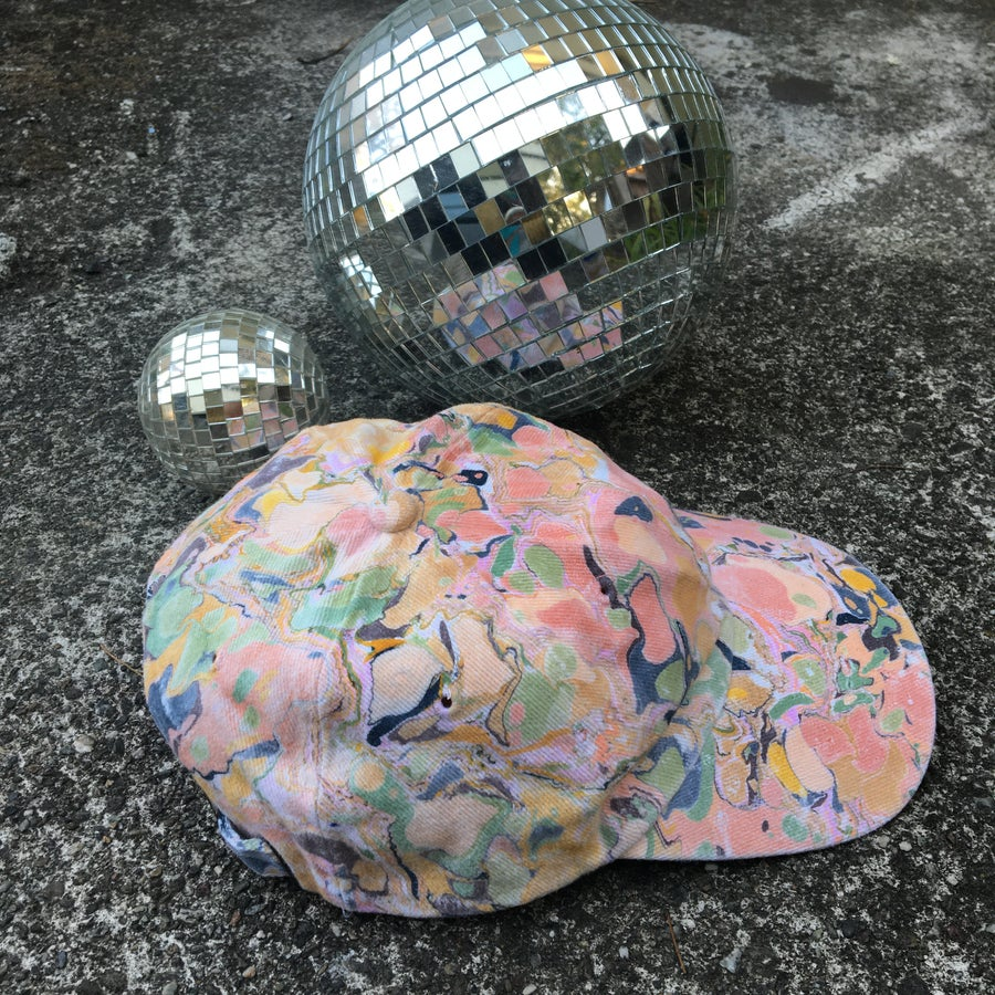 Image of August no. 10: Marbled Dad Hat